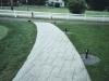 Cobblestone Walkway Stampcrete